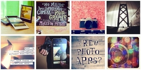 10 Tips to Make Your Phone Photos Amazing;Plus, Our New Phoneography Blog! | Photojojo | Photography-Digital-iPhone-DSLR | Scoop.it