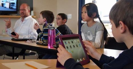 iPads Hold a Staggering 94% of the Education Market for Tablets | Medisch onderwijs : innovatie door technologie | Scoop.it