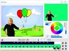 Educational Technology and Mobile Learning: 3 Powerful Apps for Creating Green Screen Videos with Students   Ideas para OTRA escuela, desde la metodología y el liderazgo.   Scoop.it