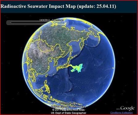 Nucléaire: comment Fukushima a changé les règles du jeu | ParisTech Review | Fukushima and aftermath: issues about the radiation level | Scoop.it
