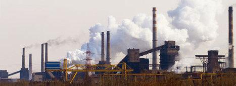 L'AEE chiffre le coût de la pollution de l'air et des émissions de CO<sub>2</sub> des industriels européens   APMP NEWS   Scoop.it