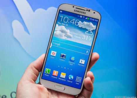 Samsung Galaxy S4   Little things about tech   Scoop.it