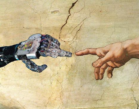 L'era dei robot e la fine del lavoro: un bene o un male per l'umanità?   hokusai   Scoop.it
