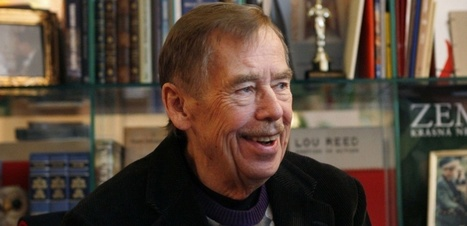 Vaclav Havel : mort d'un président-philosophe | TdF  |   Culture & Société | Scoop.it