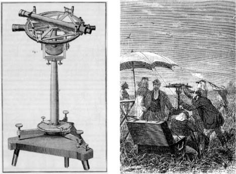 Mesure du 1er mètre : une erreur qui changea le monde   Les R&D   Scoop.it