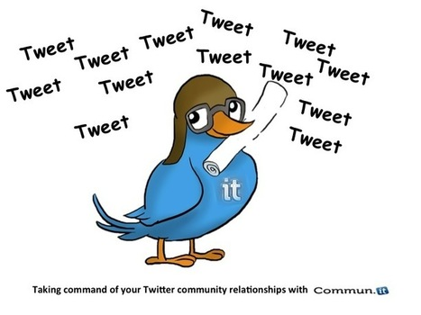 Manage Your Twitter Relationships Using Commun.it | Social Media Pearls | Social Media Pearls | Scoop.it