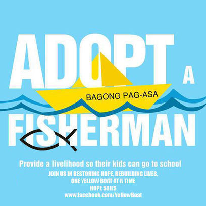 Adopt-a-Fisherman: Give a Yellow Boat of Hope - Billions Rising | Yellow Boat Social Entrepreneurism | Scoop.it