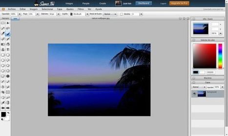 Sumo: una impresionante alternativa online y gratuita para Paint | Tips&Tricks | Scoop.it