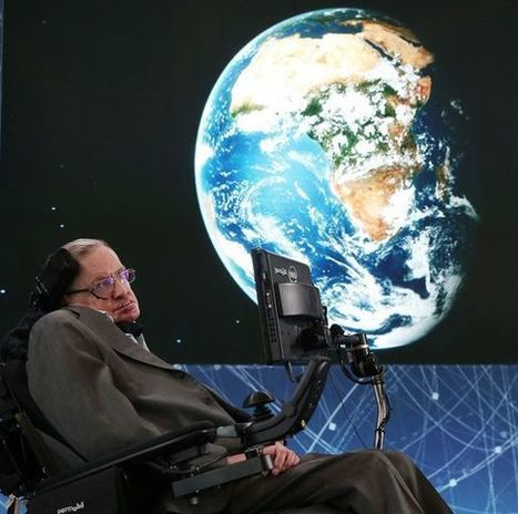 Stephen Hawking says technology will devastate the middle class | The New way of Work | Scoop.it