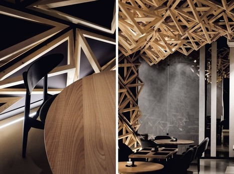 Sushi for the interior designer's soul | L'Etablisienne, un atelier pour créer, fabriquer, rénover, personnaliser... | Scoop.it