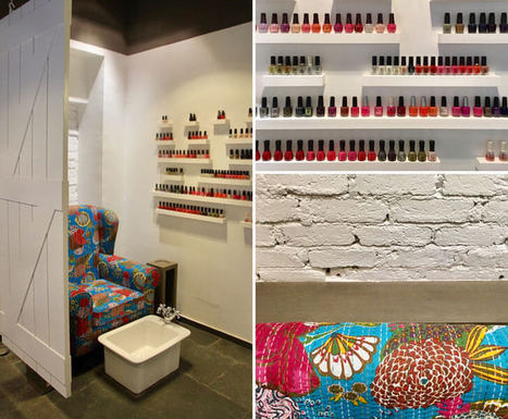 BBlunt salons to sport an industrial-chic vocab! | India Art n Design - Architecture | Scoop.it