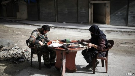 An interview with Jabhat al-Nusra - #FSA #Syria #Sharia #Alqaeda #Women | Saif al Islam | Scoop.it