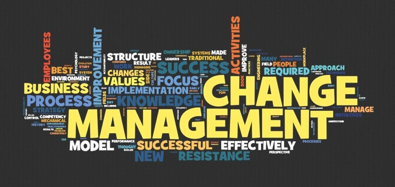 change management in m s