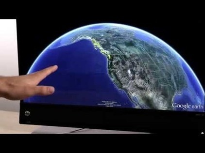 Google Earth - Google+ - Celebrate Earth day with Google Earth 7.1 Today the world… | Wiki_Universe | Scoop.it