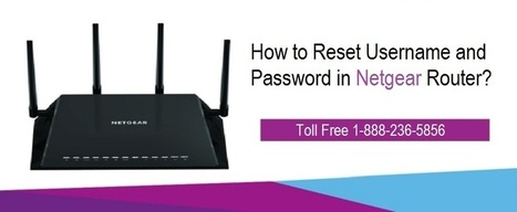 Have to reset netgear router everyday