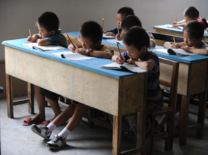 Struggle For Smarts? How Eastern And Western Cultures Tackle Learning : NPR | Leezard | Scoop.it