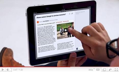 10 usos fantásticos de Flipboard en educación | A New Society, a new education! | Scoop.it