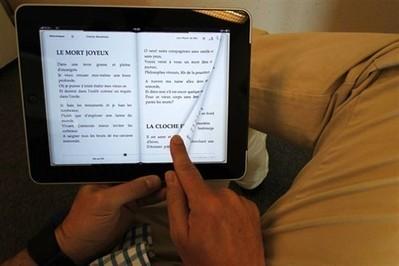 France. Le livre numérique tarde à trouver sa place - Multimédia et nouvelles technologies - ouest-france.fr | Le numérique en bib | Scoop.it