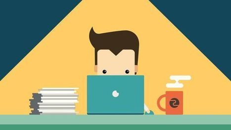 Temps de travail: ils bûchent, ils bûchent, les indépendants | Travailleurs freelance | Scoop.it