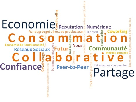 «La Consommation Collaborative se développe car nos modes de consommation changent» | Coopération, libre et innovation sociale ouverte | Scoop.it