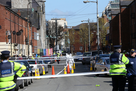 Frankie Gaffney:Known to gardaí? Every time a man is shot dead, I wait for this little phrase to rear its ugly head | The Irish Literary Times | Scoop.it