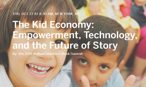 Nielsen Children's Book Summit Preview: Conversation Over Charts   Ebook and Publishing   Scoop.it