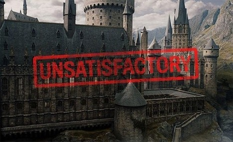 The Board of Education Finally Inspects Hogwarts | Crap You Should Read | Scoop.it