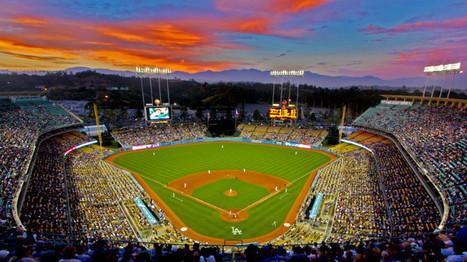 Les LA Dodgers lancent un incubateur technologique sportif ! | Sport et innovation | Scoop.it