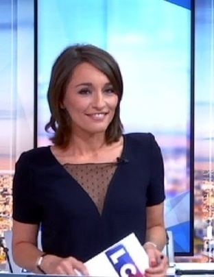 Amandine Bégot dans l'équipe de LCI Matin à partir du lundi 9 janvier.  - LeBlogTvNews | CELSA étudiants | Scoop.it