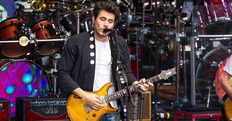 Hear John Mayer's First New Song in Three Years, 'Love on the Weekend' | ☊ ☊ Harmony60 Music ☊ ☊ | Scoop.it