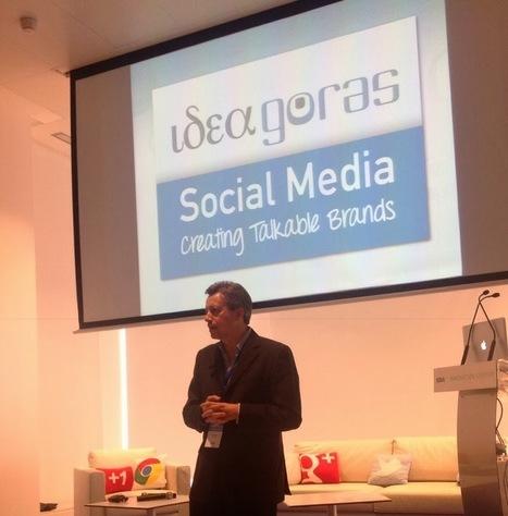 Conferencia Ideagoras 2013 sobre la nueva economía digital en el sector de la salud. BLOGACEUTICS | eSalud Social Media | Scoop.it