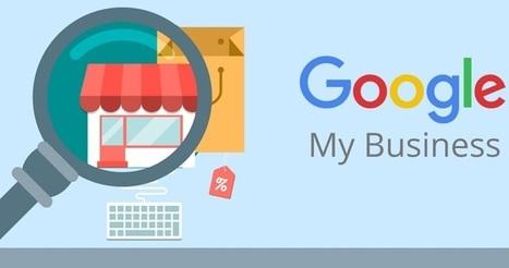 Comment modifier la présentation de la page Google My Business | usages du numérique | Scoop.it