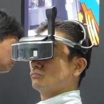 Canon Introduces Own 3D Augmented Reality Glasses   The First Portal for the Australian and NZ Eyecare Industry   Augmented Reality Stuff For You   Scoop.it