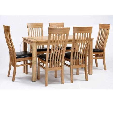 bộ bàn ăn | Nội thất ALO | Nội thất đồ gỗ xuất khẩu alo | Scoop.it