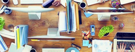 Transformation physique des entreprises : les 6 tendances du bureau du moment | GA | Nouveaux lieux, nouveaux apprentissages | Scoop.it
