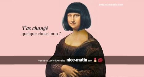 Le Test and Learn by Nice Matin | DocPresseESJ | Scoop.it