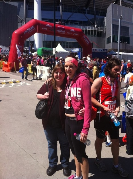 Did That Just Happen? (The Melbourne Marathon Race Recap) | Run with Kate | Beginner Marathon Training | Scoop.it