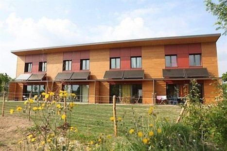 A Home Without Heating in Western France | Sustainism | Scoop.it