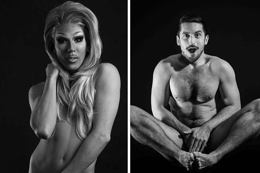 LGBT People Are Telling Their Stories Through This Touching Photo Project