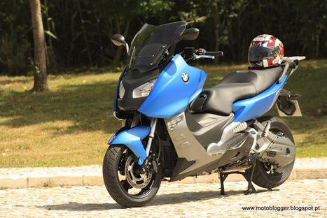 MOTOBLOGGER: BMW C600 Sport | Rogermotard | Scoop.it