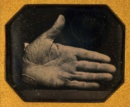 A man's hand branded for freeing slaves, 1845 | Topics in History | Scoop.it