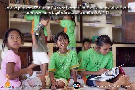 ANAK - Aide aux Enfants d'Indonésie sur Facebook | Scoop Indonesia | Scoop.it