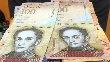 Venezuela's lunatic experiment in demonetisation | finance | Scoop.it