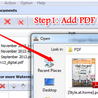 A-PDF Watermark – Customize Shape Watermark Setting Simply