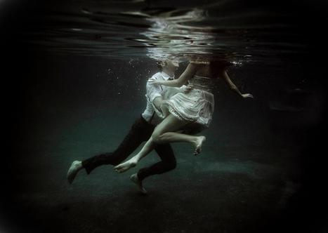 A Passionate Underwater Love Story - My Modern Metropolis | Arty Brain | Scoop.it