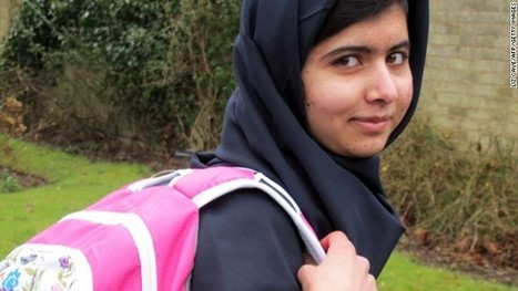 Malala's global voice stronger than ever | Matt's Geography Portfolio | Scoop.it