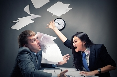 There may be trouble ahead! Conflict awareness in theworkplace   Learning and HR Matters   Scoop.it