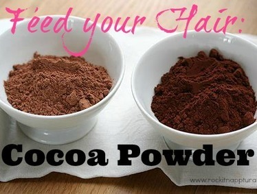 Chocolate for Natural Hair? Oh, Yes!; 2 Cocoa Powder Hair Mask ... | Green Curls | Scoop.it