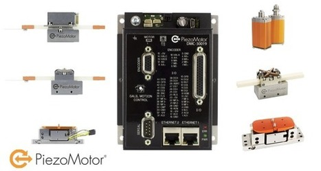 The New DMC-30019 Controller for the Piezo LEGS® Motor Series | MICROMO | Manufacturing In the USA Today | Scoop.it