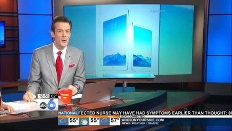 Thinner iPad Has iPhone features; Now Taking Orders - Fox 28 | App World | Scoop.it